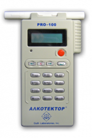 Алкотектор PRO-100