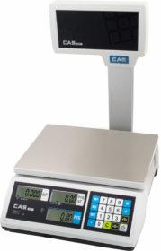 Торговые весы CAS ER JR с первичной поверкой